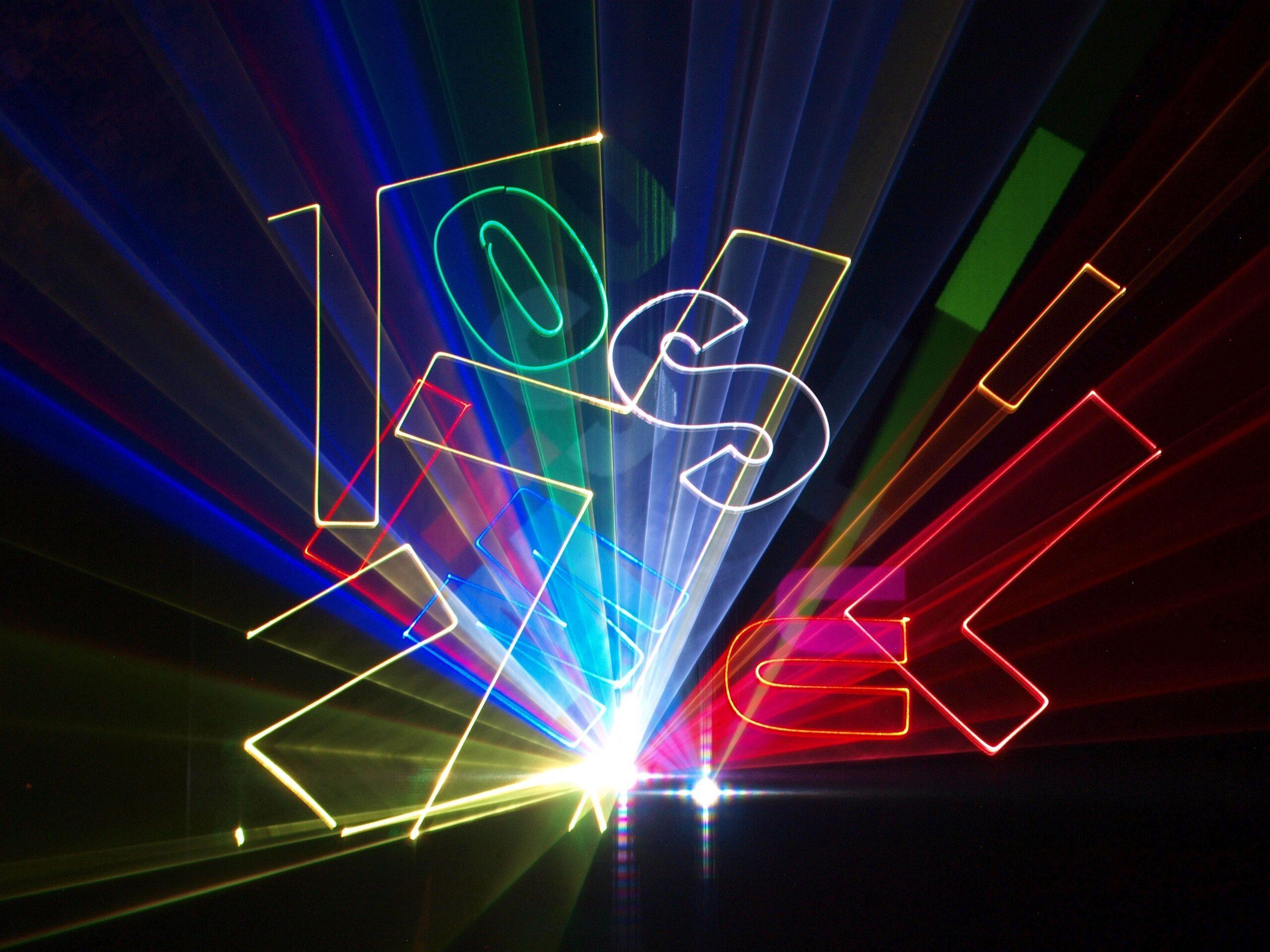 lasergrafik